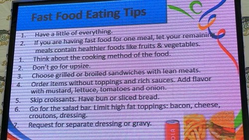 #deLITEFUL nutrition talk