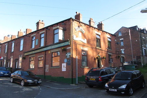 The Old Thirteenth Cheshire Astley Volunteer Rifleman Corps Inn, Stalybridge