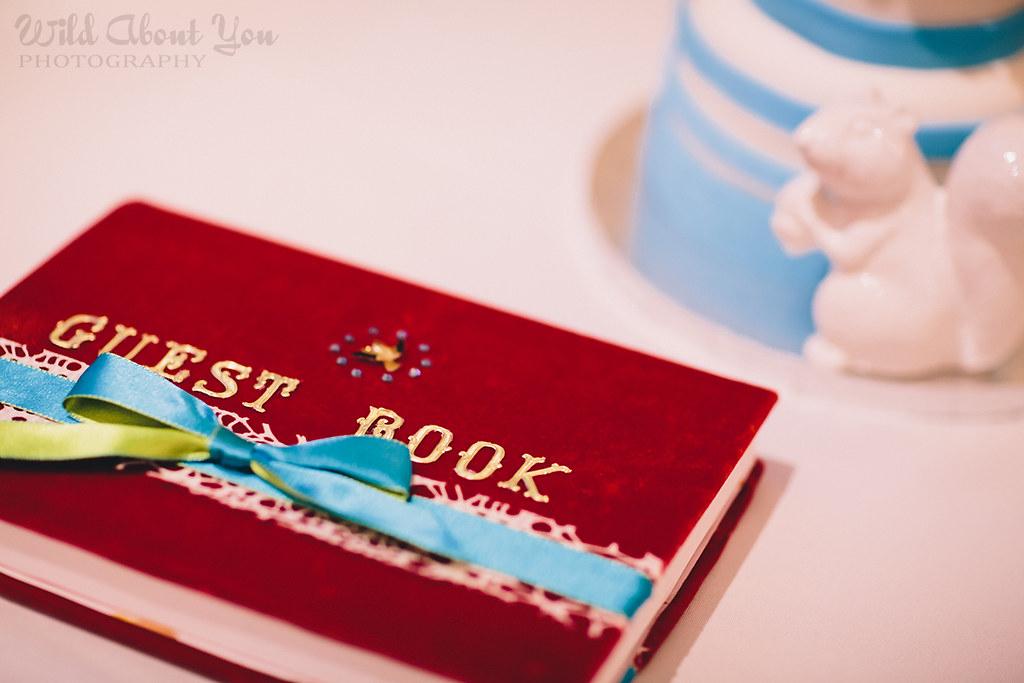 velvety guestbook