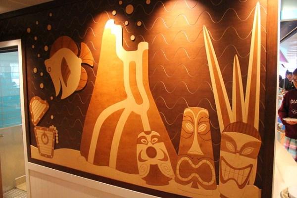 Cabanas on the Disney Magic