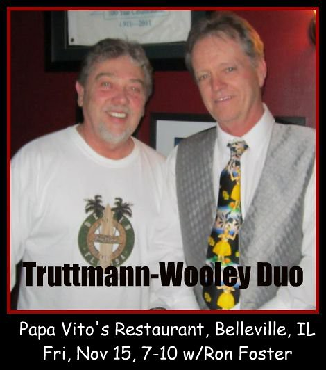 Truttmann-Wooley Duo 11-15-13