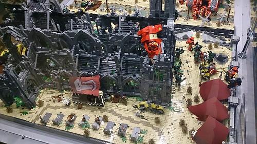 Wroclaw 2014 Wystawa klockow LEGO Klockomania 13-1
