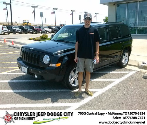 #HappyBirthday to Kyle Maxwell from David Walls  and everyone at Dodge City of McKinney! by Dodge City McKinney Texas