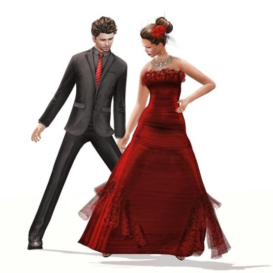 Dance in Second Life Challenge