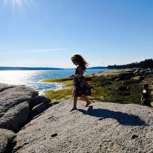 Maine, August 2015