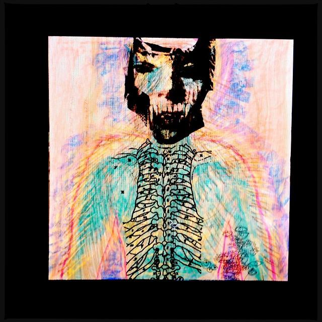 spirit animal: wolverine (in progress)
