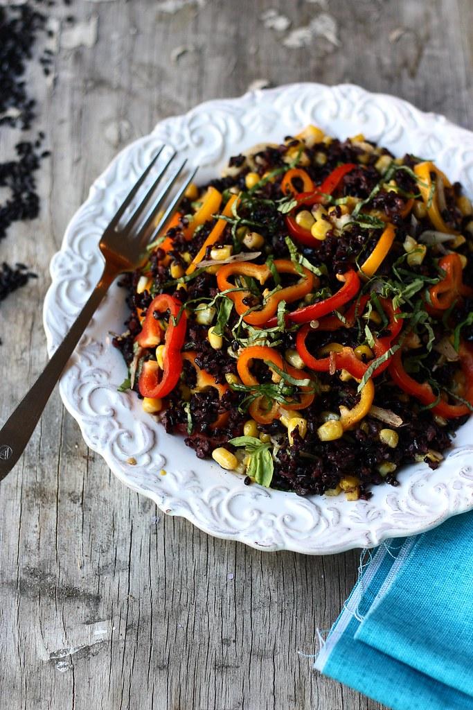 Black Rice Salad 2