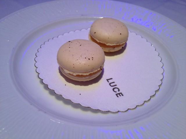 Mini macarons - Luce
