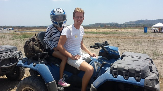 ATV / UTV ride at Sandbox Adventure Alviera