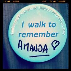 Walk to Remember Amanda Todd