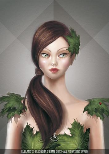 Demetria by Eleland