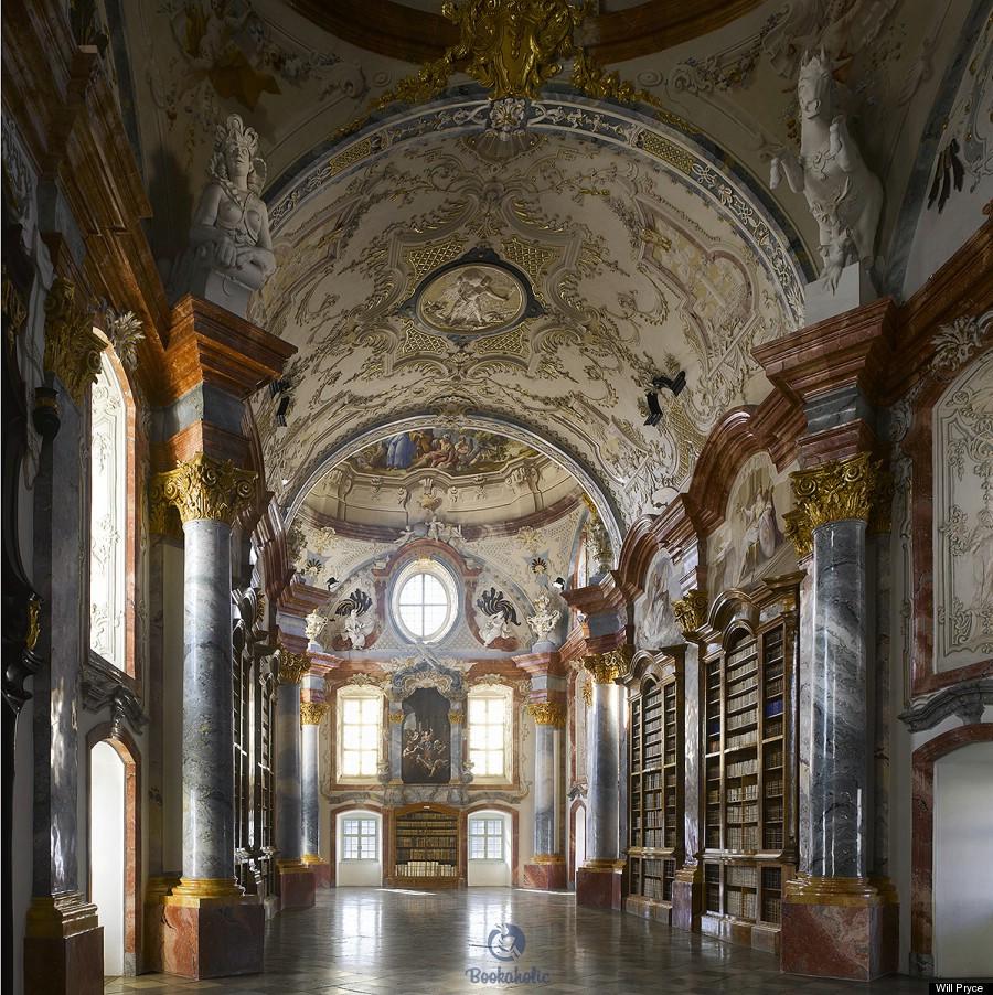 Altenburg Abbey in Austria