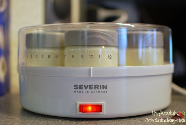 Severin JG 3516 Joghurt-Fix