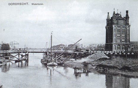 briefkaart-watertoren