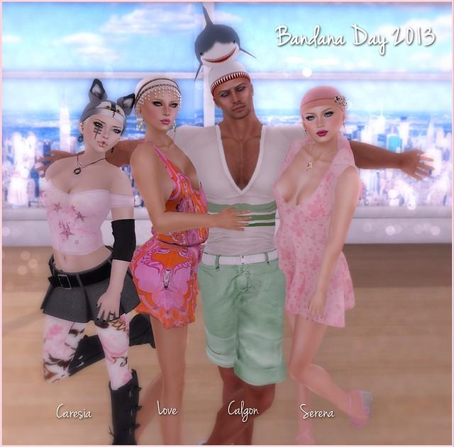 Bandana Day at FabFree