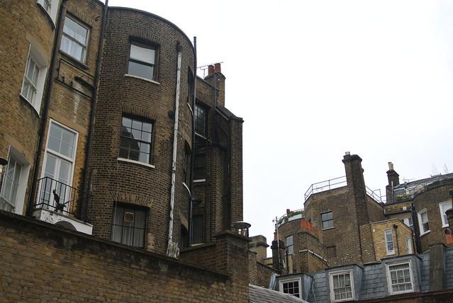 Corner in Marylebone