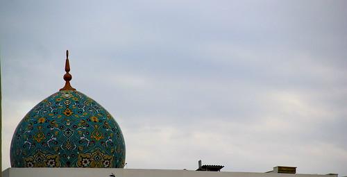 A Mosque in Bur Dubai
