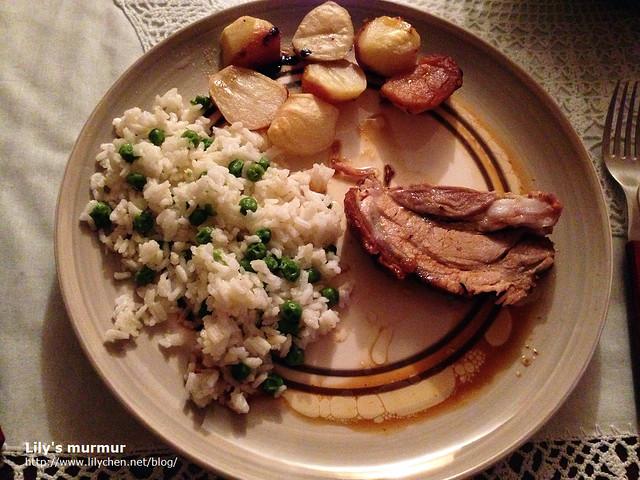 豬在斯洛維尼亞是新年的吉祥物!除夕晚餐也只能吃豬肉喔!才會帶來好財運!