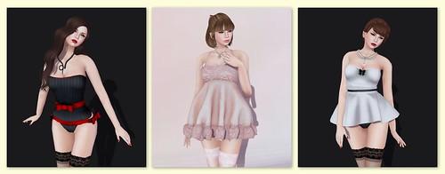 Dead Dollz @ the KV Sim Valentine's event