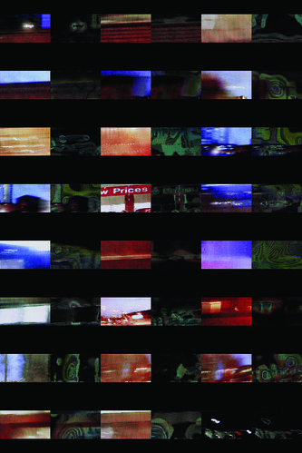 Drive Composition 1 Mosaic [Stills]