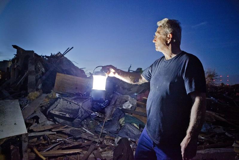 Oklahoma Tornadoes 2013