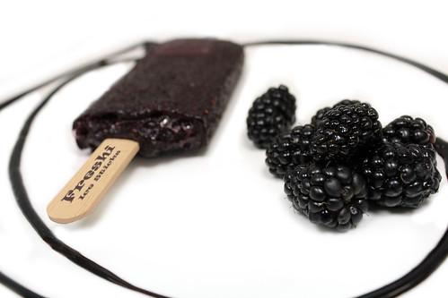 Black Berry Ice Stick by Freshi Ice Sticks Jeddah Saudi Arabia