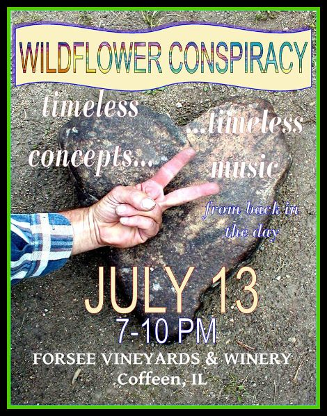 Wildflower Conspiracy 7-13-13