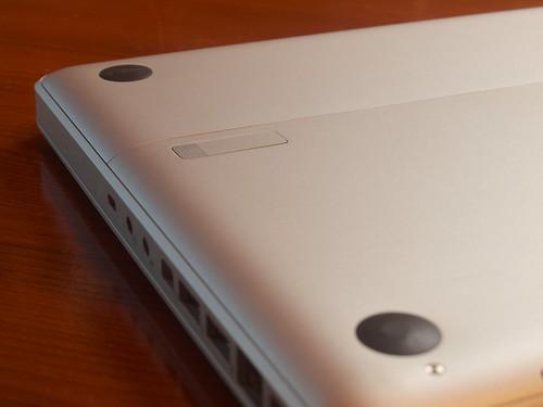 Aluminum MacBook (Late 2008)