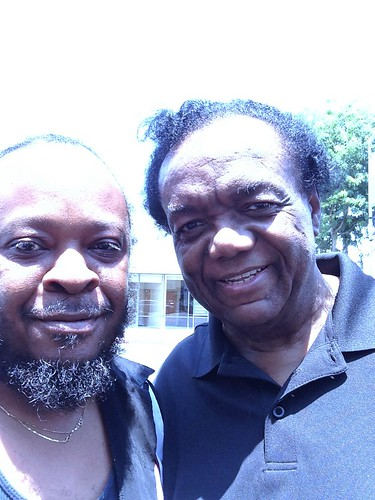 Ogbeni Ayotunde & Lamont Dozier by Jujufilms