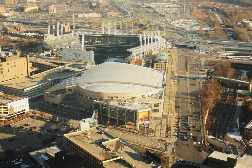 Cleveland Stadiums