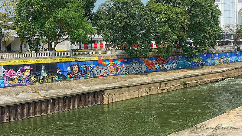 Graffiti Art in Kuala Lumpur