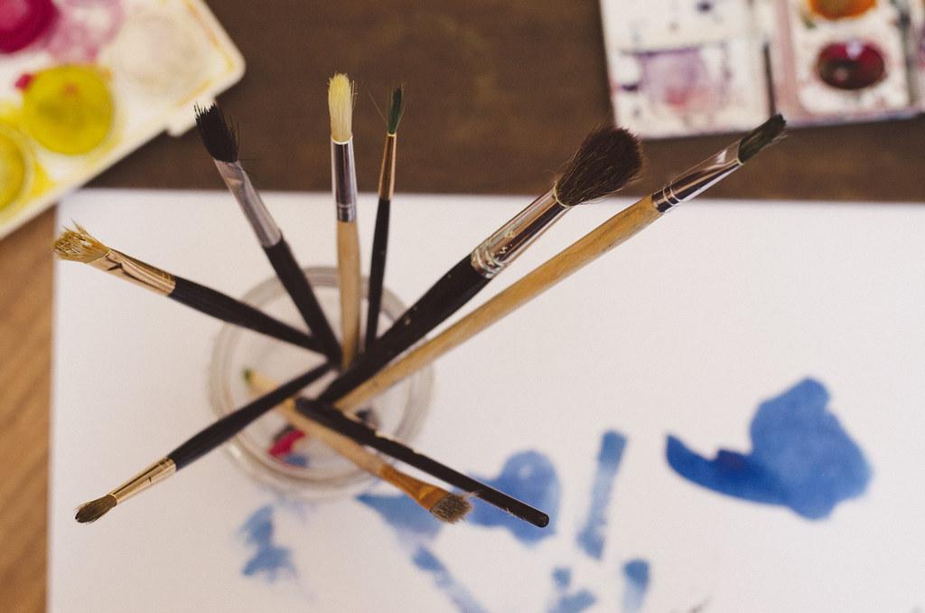 short story // the watercolorist 4
