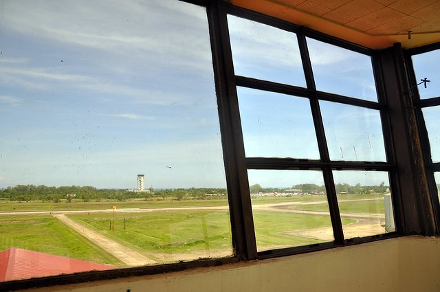 Air Control Towers