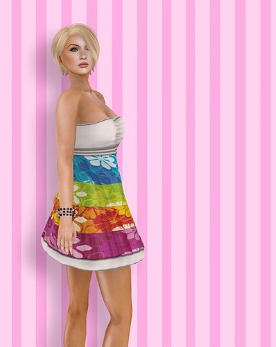 PixyStix Skin Hunt & Gacha Dress