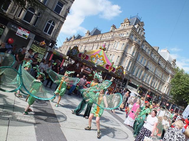 Cardiff Swica Carnival 2013