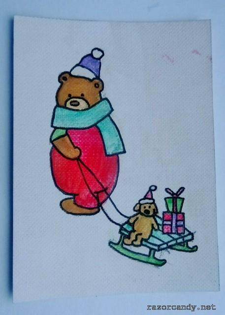 sleigh bear (1)