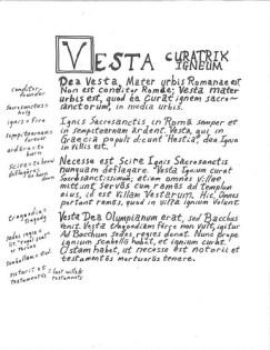 Vesta Text