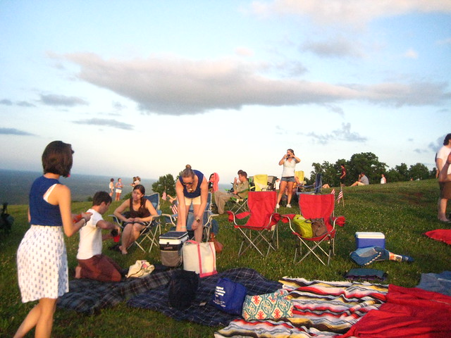 Independence Day at Montalto