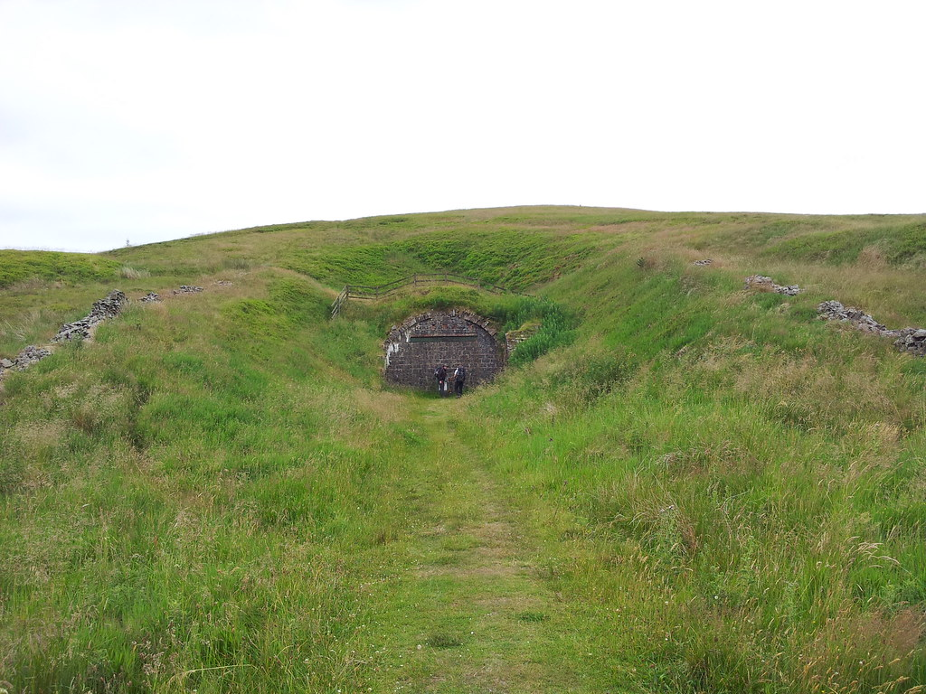 Old Railway Tunnel on Wild Moor