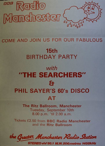 Radio Manchester 1985