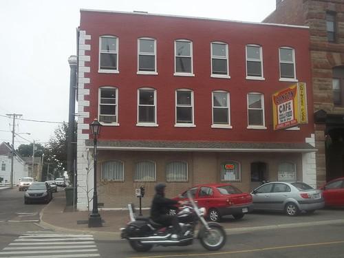 Canton Cafe, 73 Queen Street
