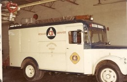 Civil Defense Vehicle