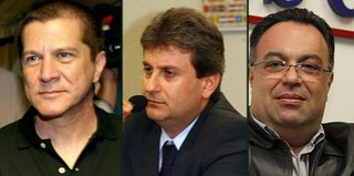 Paolicchi, Youssef, Vargas