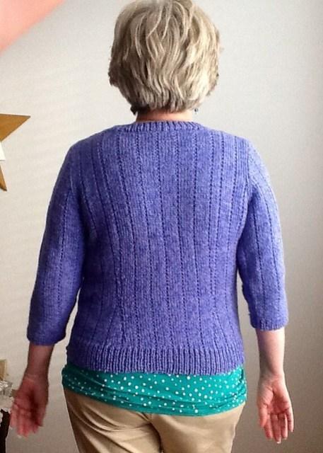 Sweater FOs