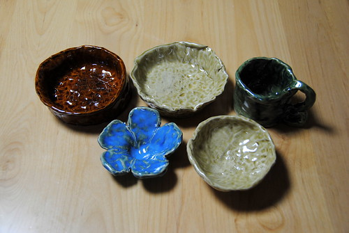 Handmade Pottery 001r