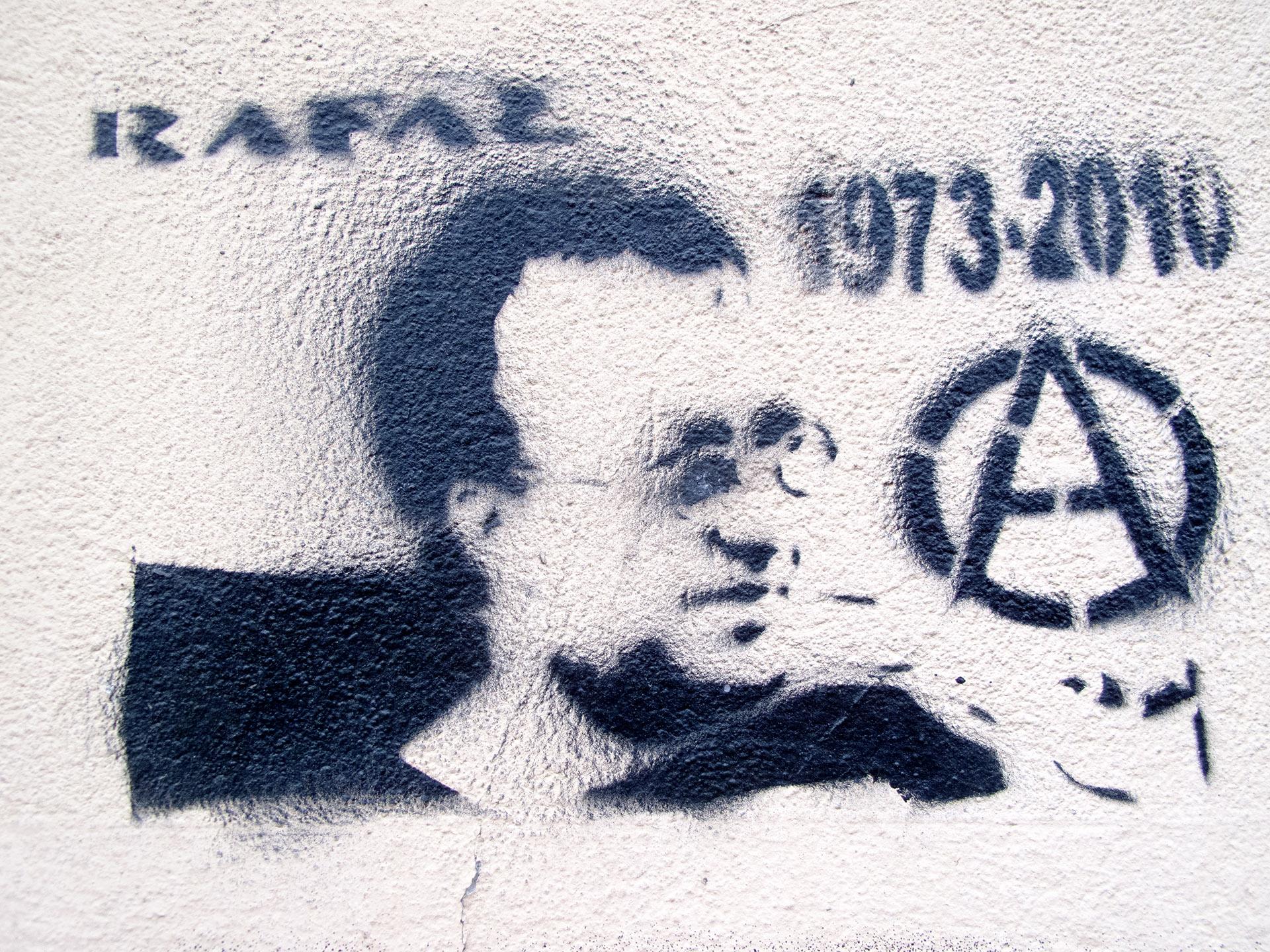 Rafał Górski - Stencil