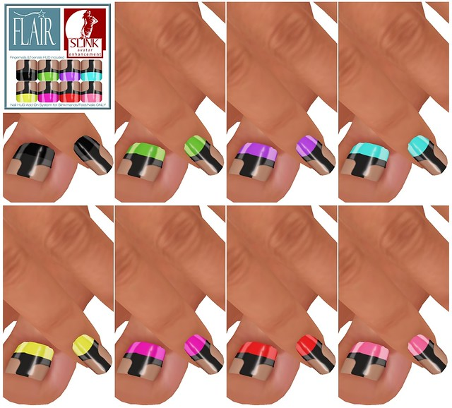 Flair - Nails Set 86