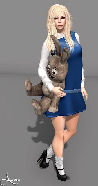 SL Disney Bound - Week 18, Alice