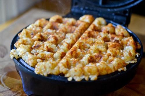 Hashbrown Waffles-5
