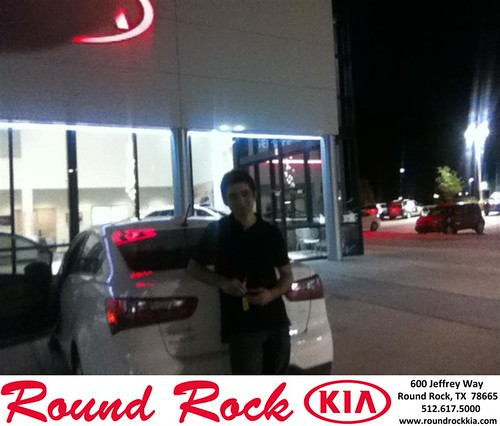 Thank you to Joshua Jennings on your new car  from Timmy Wiles and everyone at Round Rock Kia! by RoundRockKia